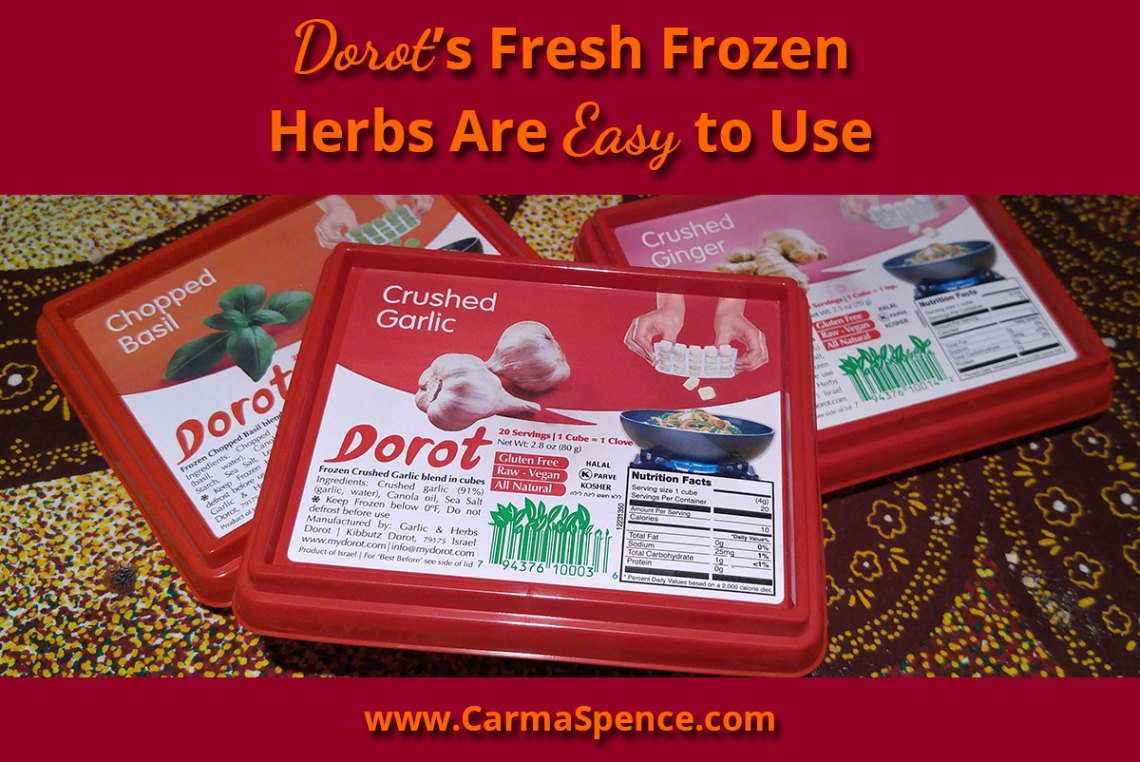 Dorot's Fresh Frozen Seasoning