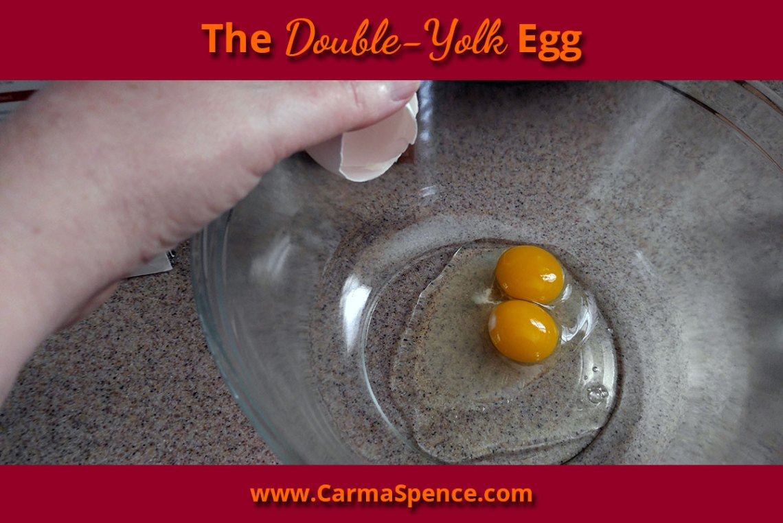 double-yolk egg