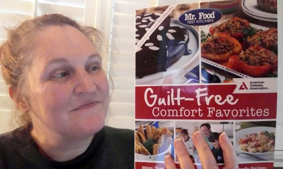Mr. Food Test Kitchen Guilt-Free Comfort Favorites