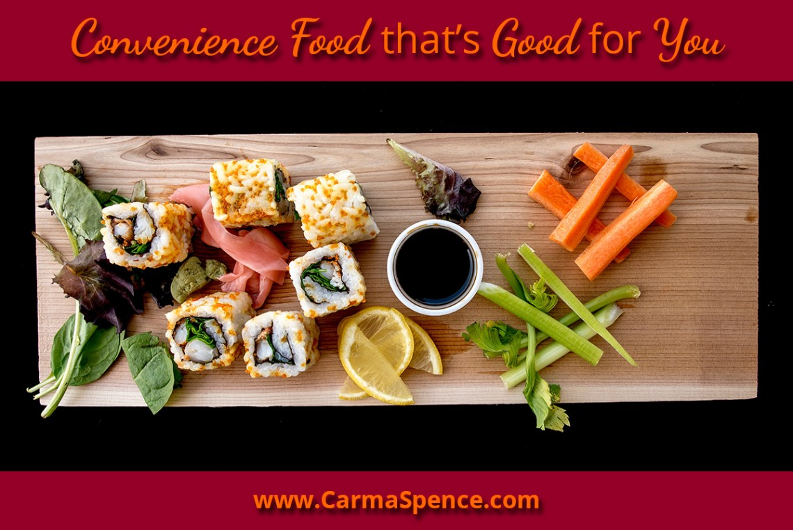 Convenience Food that's Good for You