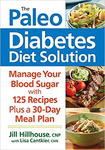 The Paleo Diabetes Diet Solution cover