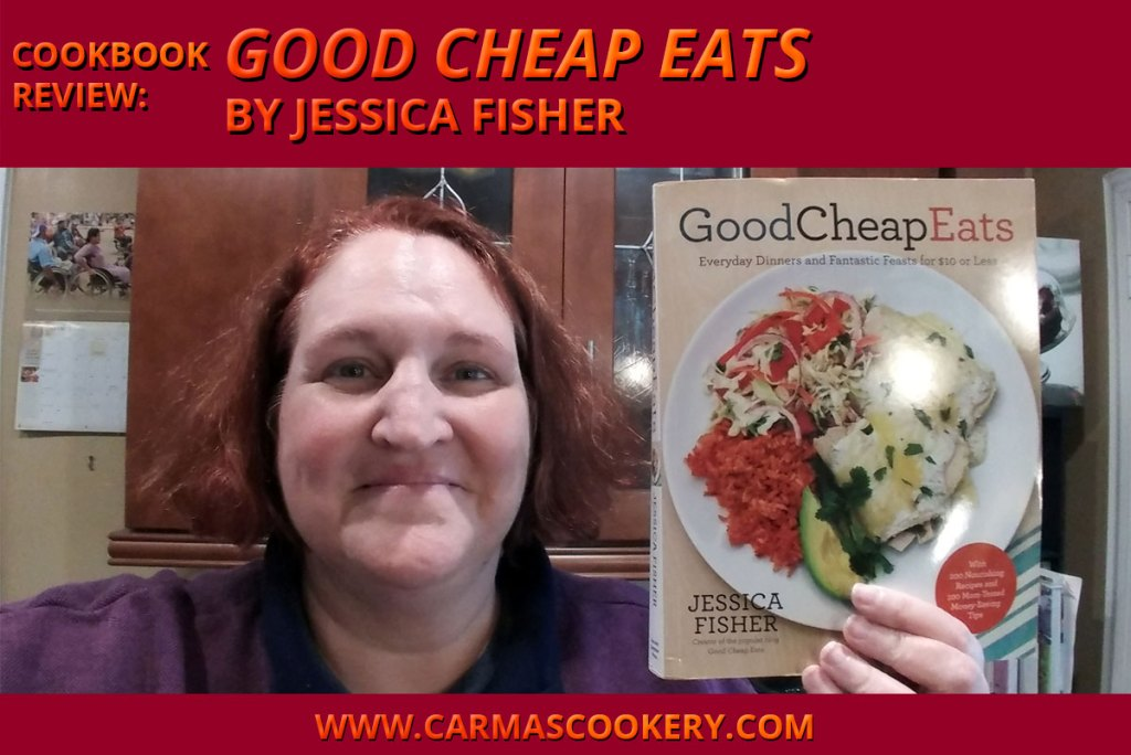 """Cookbook Review: """"Good Cheap Eats"""" by Jessica Fisher"""