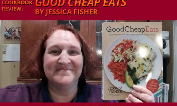 "Cookook Review: ""Good Cheap Eats"" by Jessica Fisher"