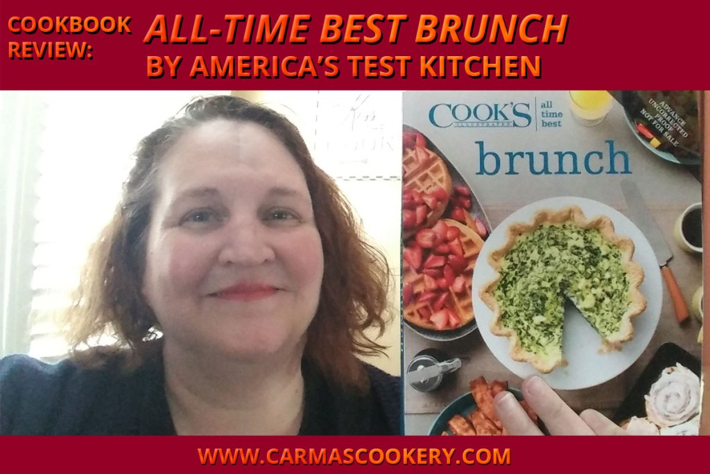 "Cookbook Review: ""All-Time Best Brunch"" by America's Test Kitchen"