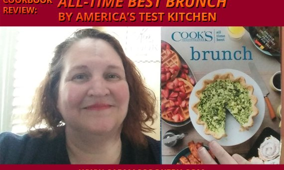 """Cookbook Review: """"All-Time Best Brunch"""" by America's Test Kitchen"""