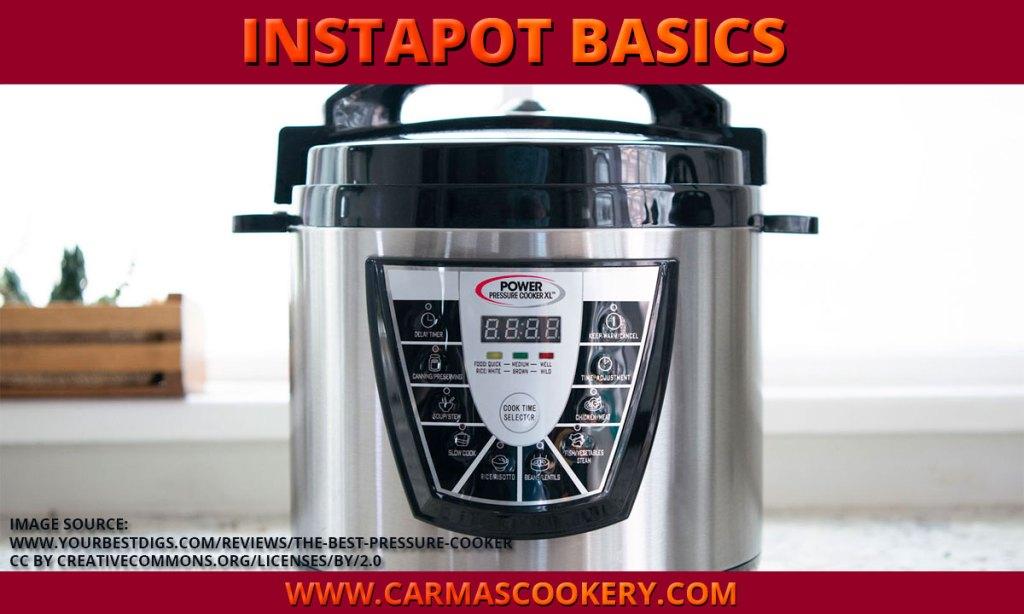 Instapot Basics