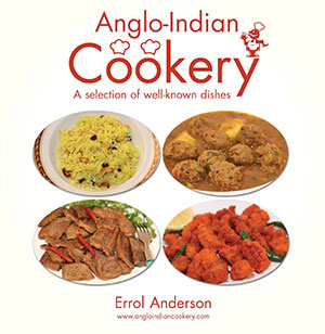 Anglo-Indian Cookery cover