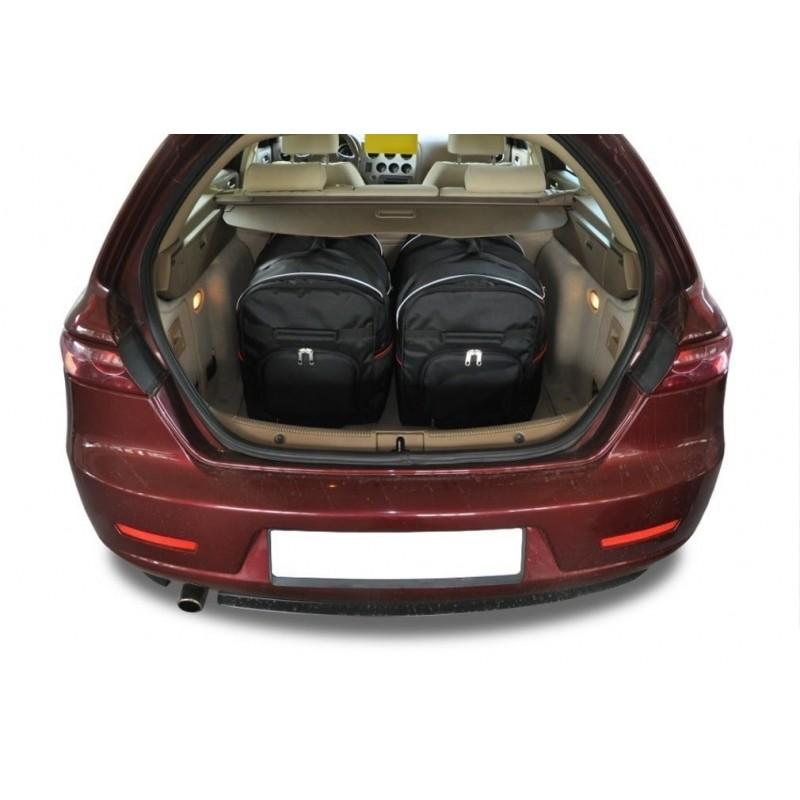 tailored suitcase kit for alfa romeo 159 sportwagon