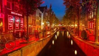El Barrio Rojo amsterdam