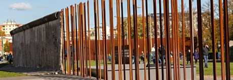 Memorial of the wall berlin