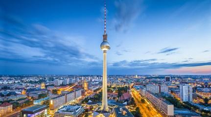 Torre de TV berlin
