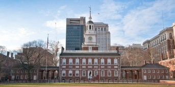 Independence Hall pennsylvania