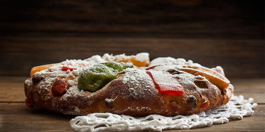 Roscón de Reyes 2.0 by Carmela Gin