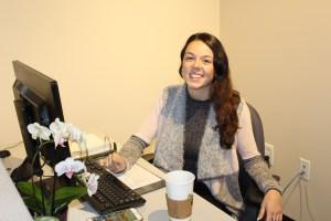 Erin Averill, Director of Events & Programs