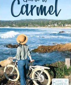 Carmel Guide cover
