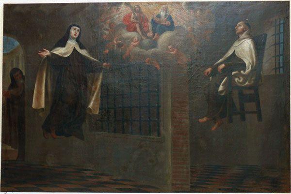 Resultado de imagen para Santa Teresa de Ávila y San Juan de la Cruz