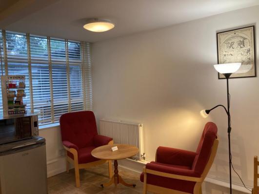 Lounge & Tearoom