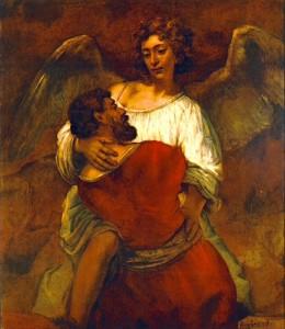 03 Jacob luttant avec l'ange,1658