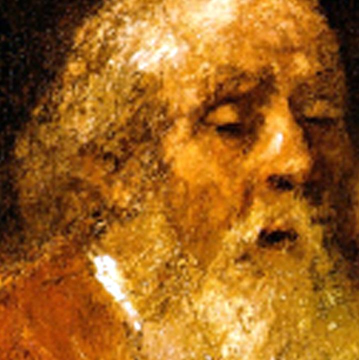07 Vieillard Simeon detail