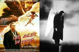 Film : « Les ailes du désir » de Wim Wenders », 1987.