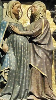 Visitation - Cathédrale Notre Dame de Paris