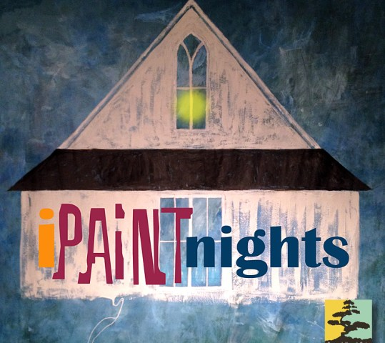 iPaint Nights — Carmel's Paint and Sip class