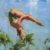 """Upside Down"" by David Shevlino"