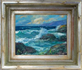 California Surf 11x14 kSml