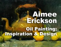 "Aimee Erickson​ is returning to Carmel! Join Carmel Art Festival TOP award winner in her July 2017 ""Inspiration and Design"" workshop. http://www.carmelvisualarts.com/aimee/"