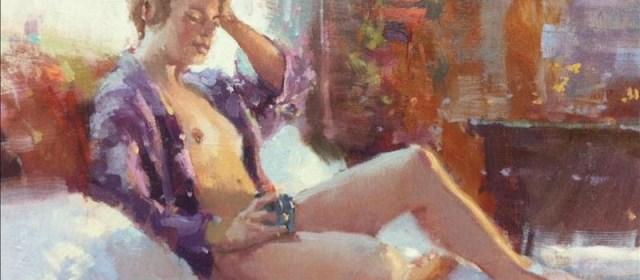 Oil Painting Demo Night —Randall Sexton