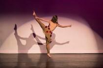 Chunyi McIver, Spotlighted Dancer