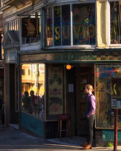Ruth Grimes, Waiting, San Francisco