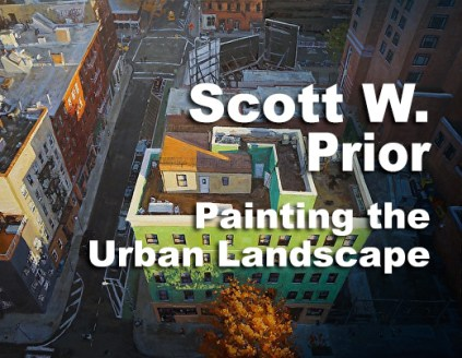 Scott W. Prior will be demonstrating his approach to painting the urban landscape starting with tight accurate drawing, followed by loose, painterly paint application. http://www.carmelvisualarts.com/scott-w-prior/