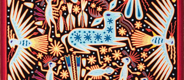 VIRARICA   Visionary Art of the Indigenous Huichol People