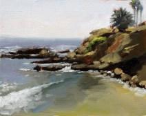 Rockpile Cove 8x10