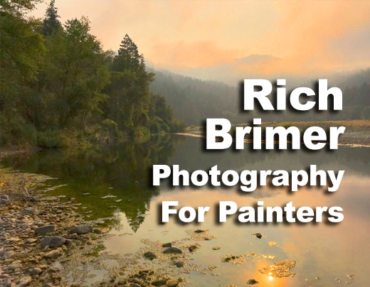Rich Brimer — Photography for Painters