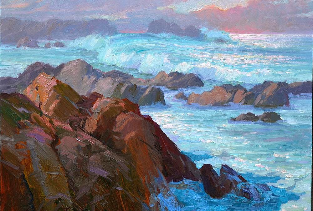 Art Exhibit — Point Lobos & Beyond 2018