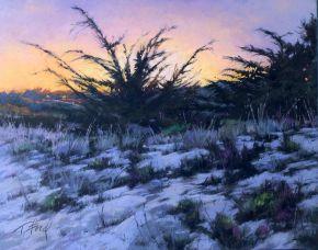 Dusk Sandscape 19x20