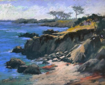 View of Lover's Point 8x10