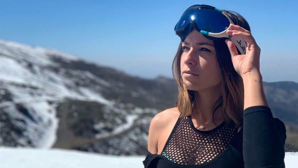 """Cómo """"no maquillarme"""" para ir a esquiar"""