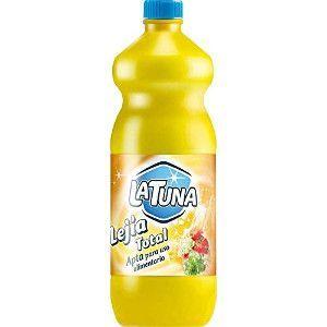 Lejía apta uso alimentario. Desinfección de frutas y verduras (1 botella)