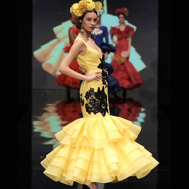 Traje de flamenca 8 - Carmen Latorre 111beeb7b3f