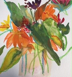 Painting classes to learn to be more creative!