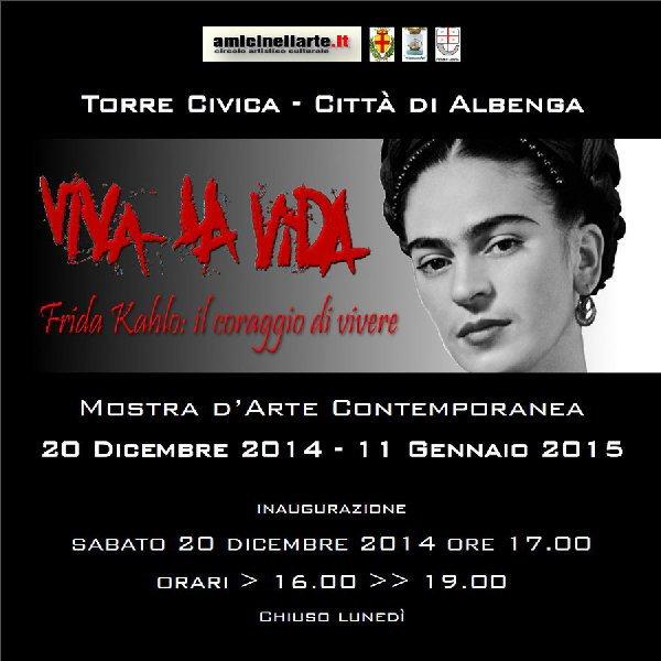VIVA LA VIDA! - DEPLIANT 2014
