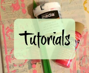 Mixed media art tutorials by Carmen Whitehead Designs www.carmenwhitehead.com