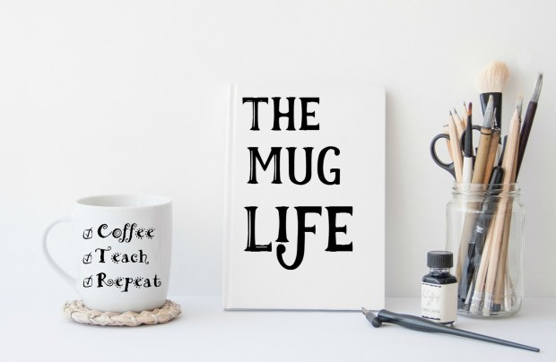 The Mug Life - Etsy shop with coffee and tea mugs for every occasion and event.