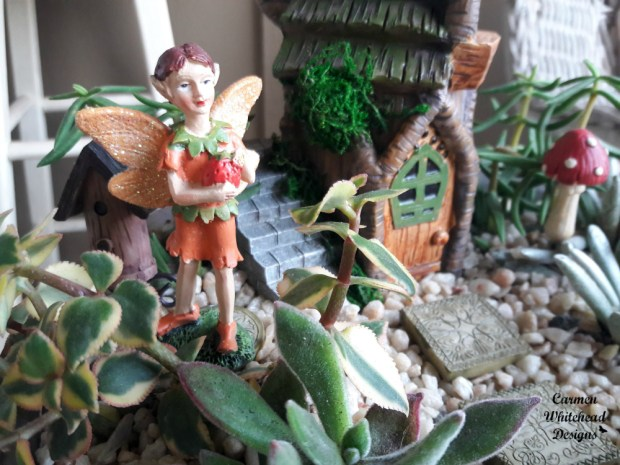 10 Fairy Gardens for Spring - Carmen Whitehead Designs