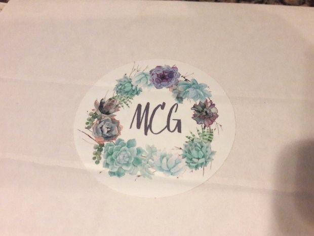 Sticker designed for Mountain Crest Gardens - Carmen Whitehead Designs