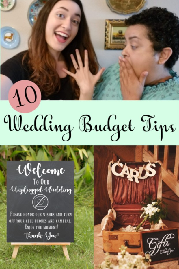 10 Wedding Budget Tips by Carmen Whitehead Designs