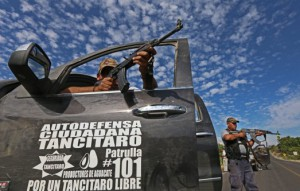 autodefensas carro